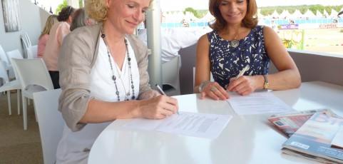 Vereniging Eigen Paard en Equipe Paardenverzekeringen tekenen samenwerkingsovereenkomst