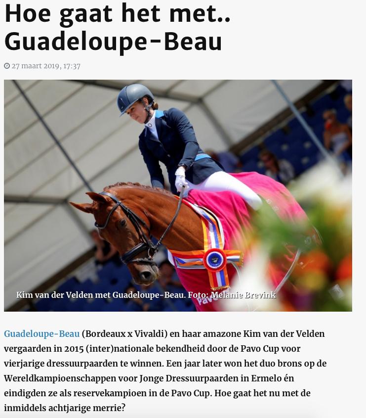 (Nederlands) Guadeloupe Beau